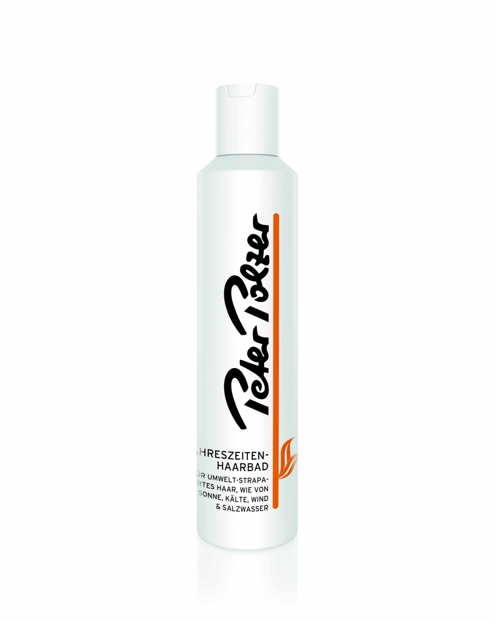 4 Jahreszeiten Haarbad Shampoo für Glanz und Geschmeidigkeit bei sonnestrapaziertem Haar