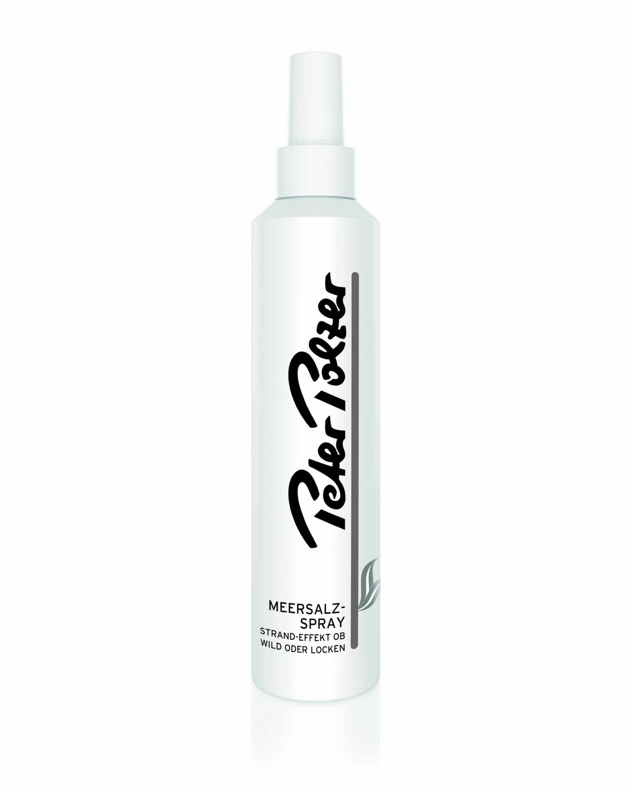 Meersalz Haarspray für Halt und Moisture-Effekt